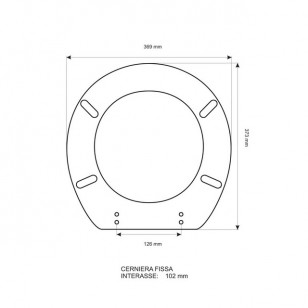 Ideal standard small for Misure copriwater ideal standard