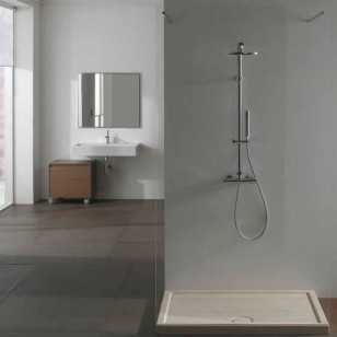 Globo travertino piatti doccia doccia - Box doccia globo ...