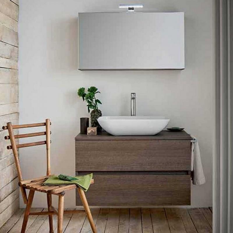 Tris 06 90 mobili bagno sospesi mobili bagno for Mobili bagno sospesi on line