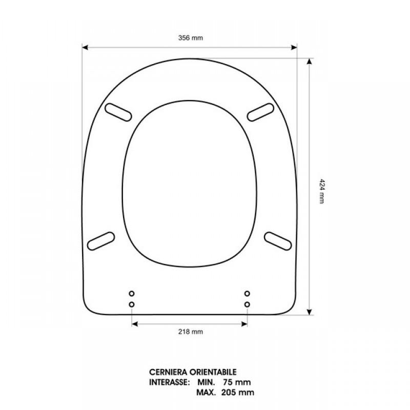 Ideal standard esedra for Serie esedra ideal standard