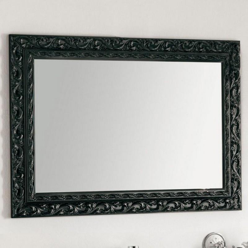 Riccio - Specchio cornice nera ...