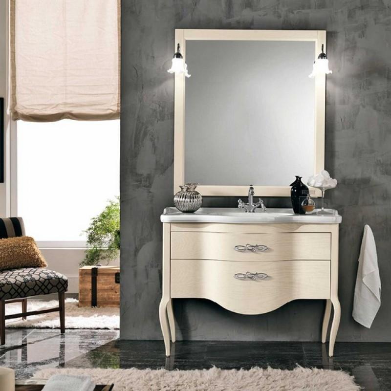 Sonia 31 105 mobile bagno a terra mobili bagno for Eban listino prezzi