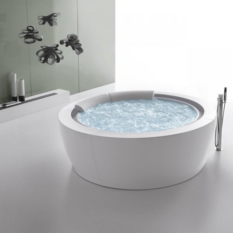 Bolla sfioro vasche idromassaggio vasche da bagno for Outlet vasche da bagno