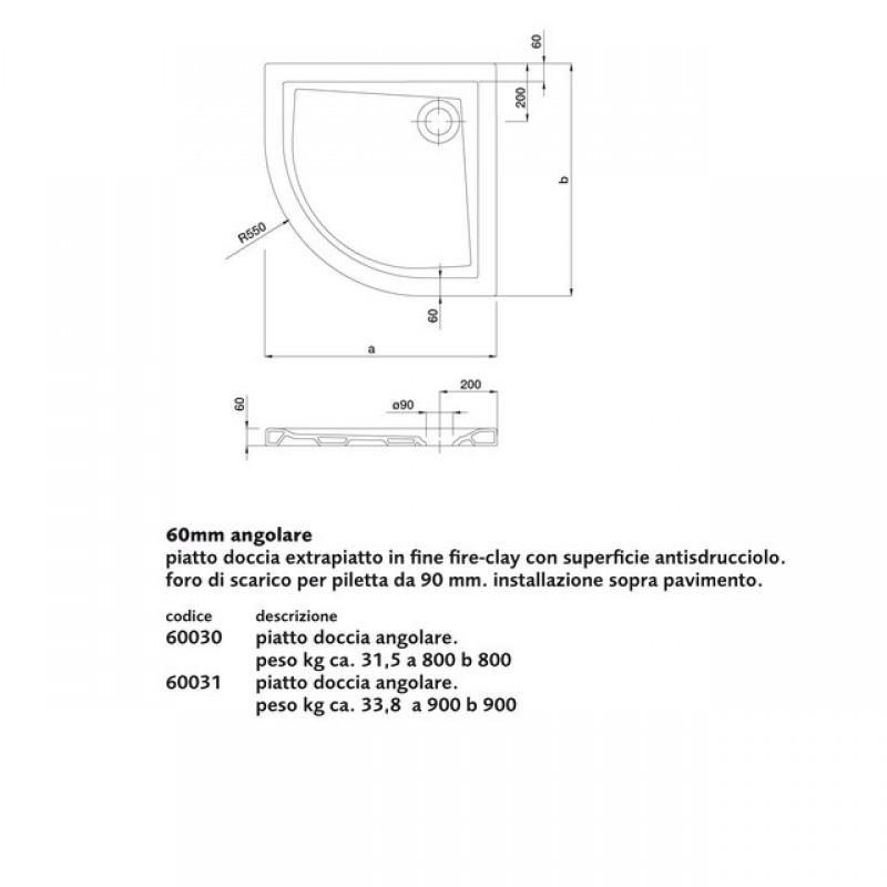 pozzi-ginori-piatto-doccia-60mm