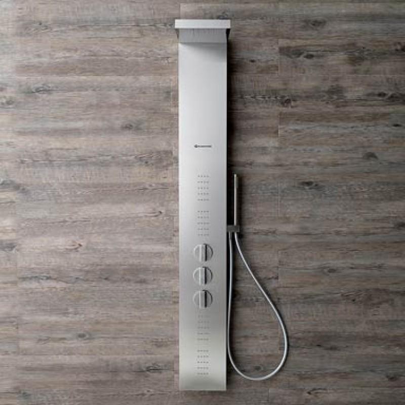 colonna-doccia-idromassaggio-satinato