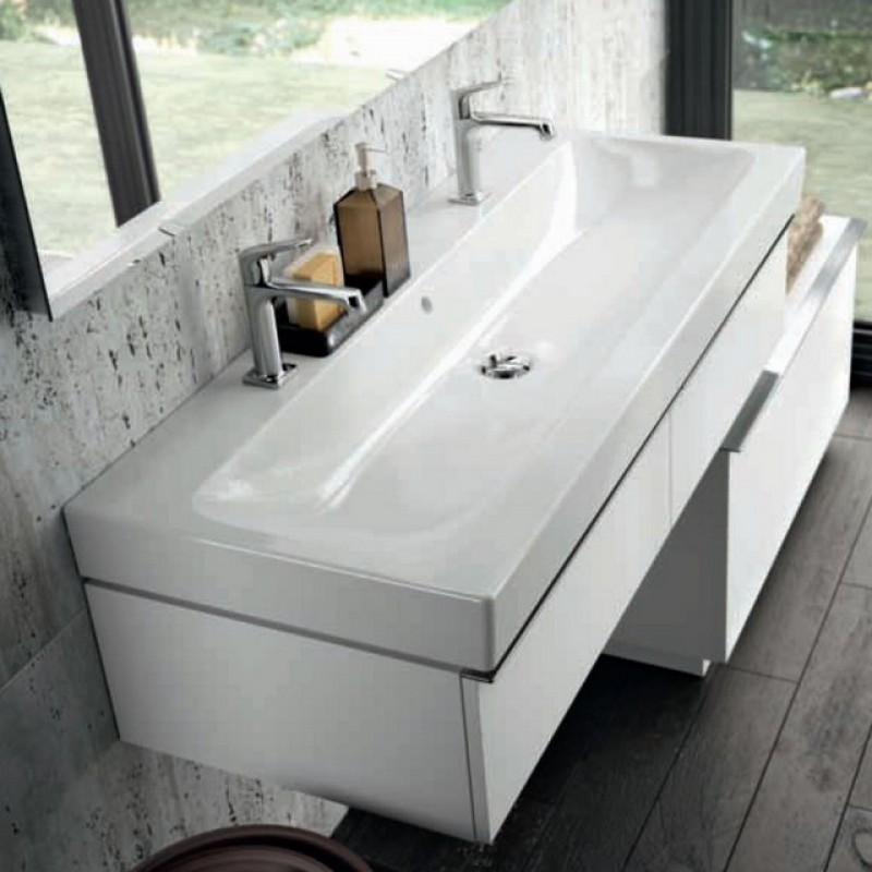 Metrica lavabo - Pozzi ginori idea ...