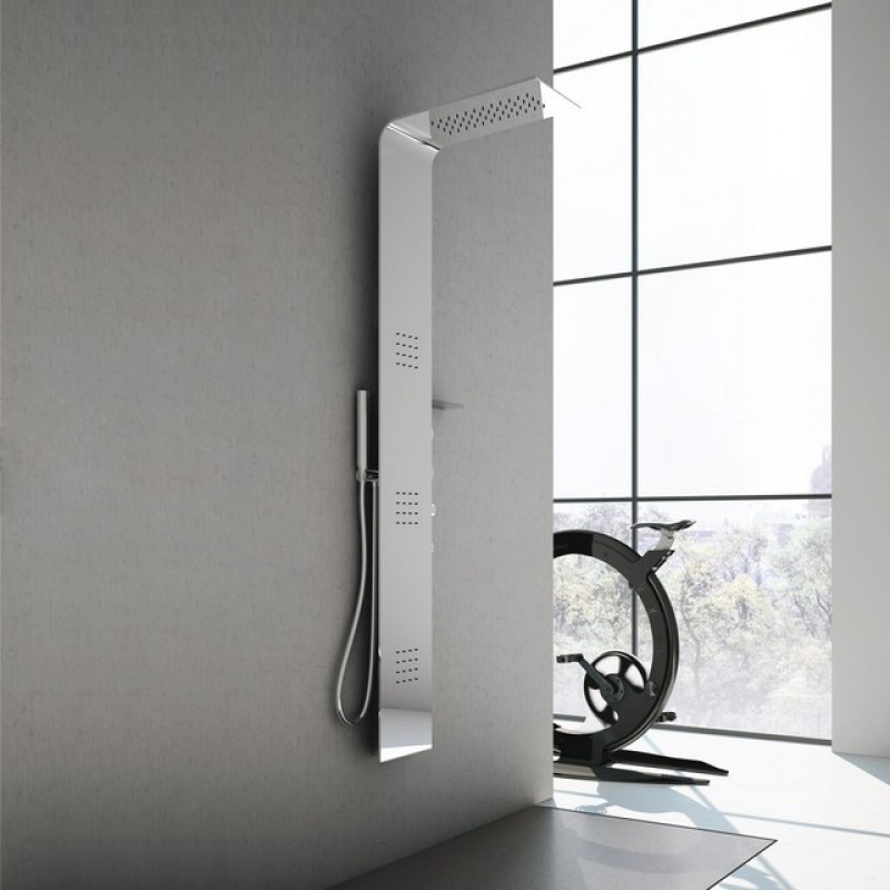 colonna-doccia-hafro-lama-acciaio