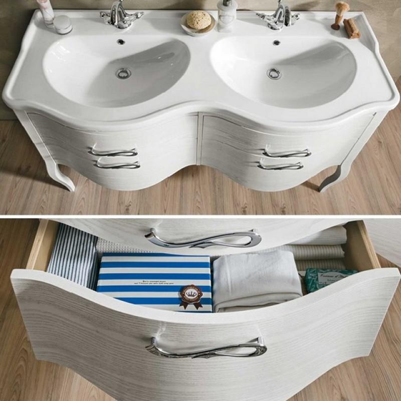 Sonia 29 140 mobile bagno a terra mobili bagno for Eban listino prezzi