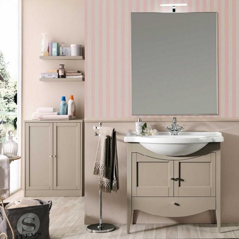 Simona 11 80 mobile bagno a terra mobili bagno - Mobili bagno eban ...