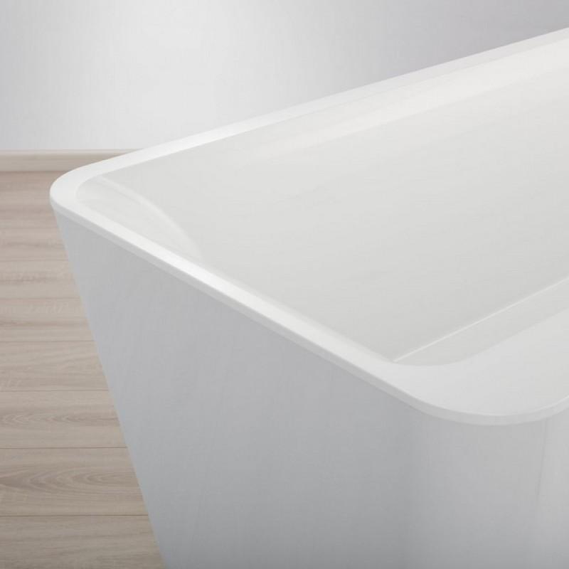 Squaro edge 12 fs vasche centro stanza vasche da bagno - Vasca da bagno villeroy e boch ...
