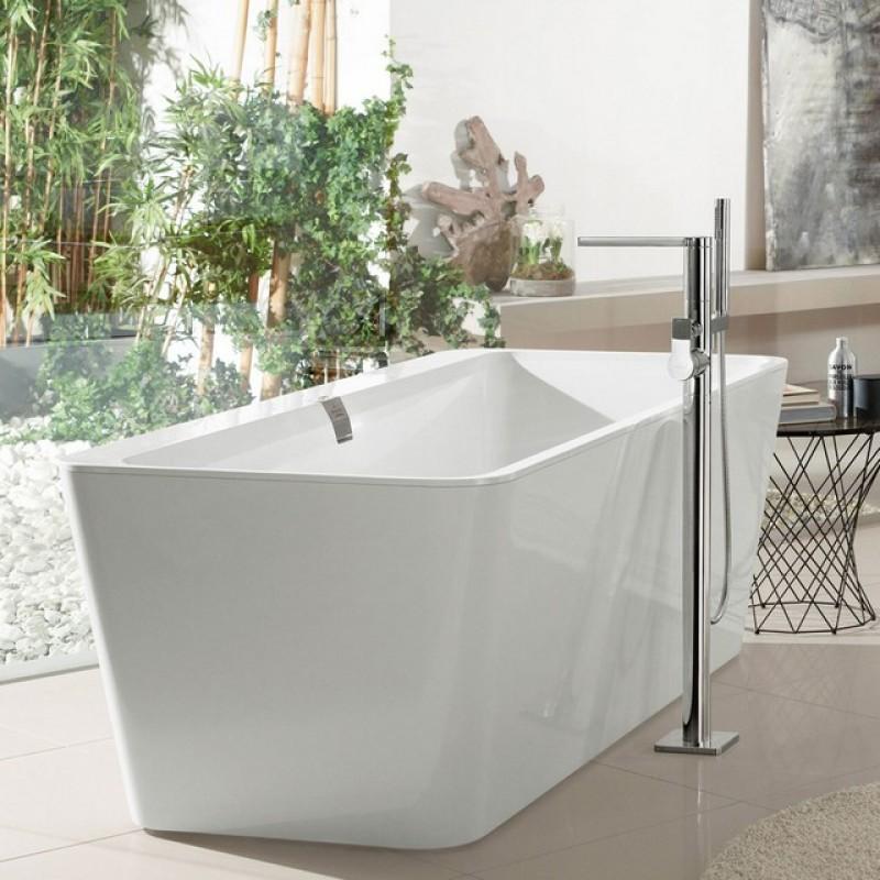 Squaro edge 12 fs vasche da bagno - Vasca da bagno villeroy e boch ...