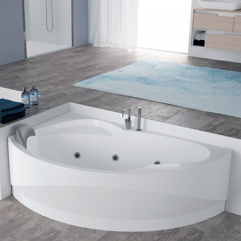 Vogue - Misure vasca da bagno angolare ...