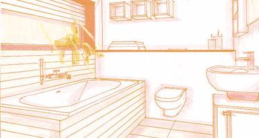 Il bagno piccolo dimensioni Arredobagno360.it
